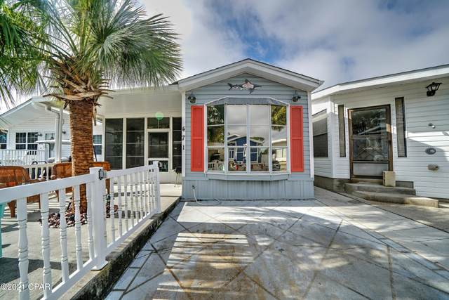471 Marlin Drive, Panama City Beach, FL 32408 (MLS #706254) :: Beachside Luxury Realty