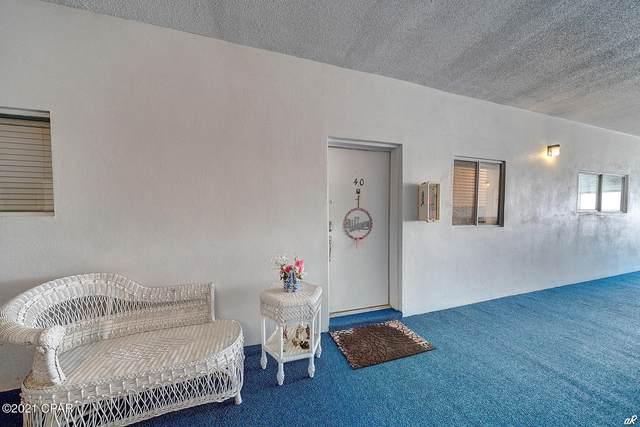 316 Cherry Street #40, Panama City, FL 32401 (MLS #706280) :: Beachside Luxury Realty