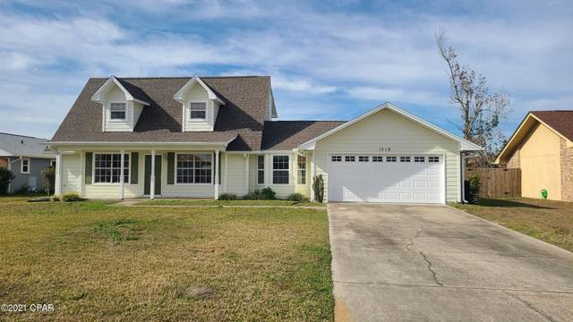 1518 Blue Grass Lane, Lynn Haven, FL 32444 (MLS #706322) :: Corcoran Reverie