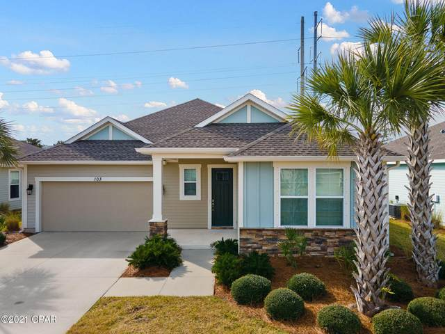 103 Blue Sage Road, Panama City Beach, FL 32413 (MLS #706349) :: Berkshire Hathaway HomeServices Beach Properties of Florida