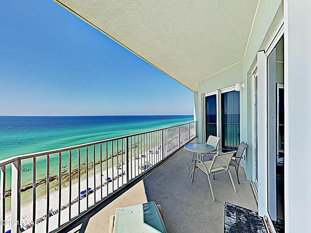 10719 Front Beach Road #901, Panama City Beach, FL 32407 (MLS #706353) :: Counts Real Estate Group, Inc.