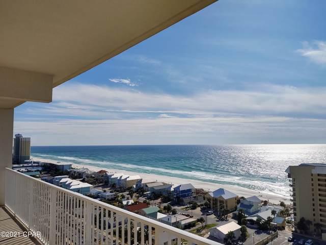 9860 S Thomas Drive #1412, Panama City, FL 32408 (MLS #706368) :: Counts Real Estate Group, Inc.