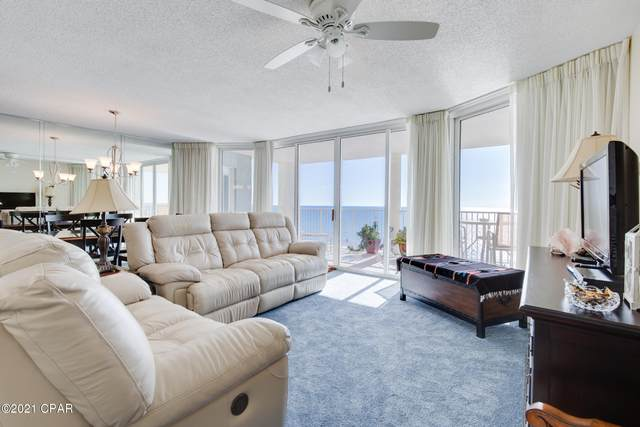 10509 Front Beach Road #1003, Panama City Beach, FL 32407 (MLS #706383) :: Team Jadofsky of Keller Williams Realty Emerald Coast