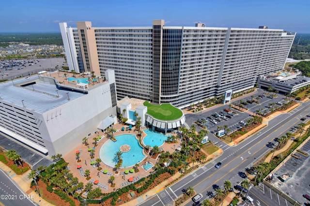9902 S Thomas Drive #1628, Panama City Beach, FL 32408 (MLS #706391) :: Counts Real Estate Group, Inc.