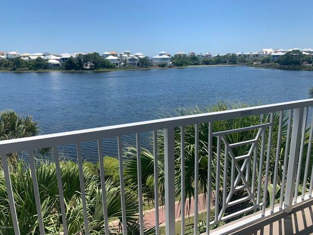 114 Carillon Market Street #305, Panama City Beach, FL 32413 (MLS #706431) :: Vacasa Real Estate