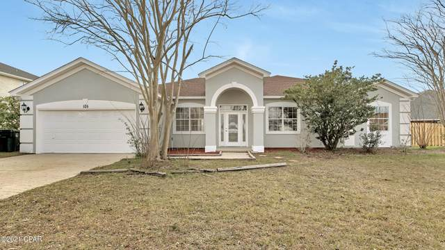 105 Cottonwood Circle, Lynn Haven, FL 32444 (MLS #706436) :: Counts Real Estate Group, Inc.