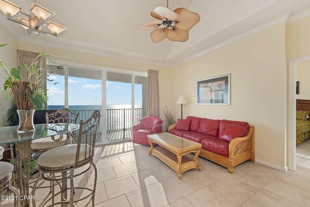 10515 Front Beach Road #1402, Panama City Beach, FL 32407 (MLS #706452) :: Team Jadofsky of Keller Williams Realty Emerald Coast