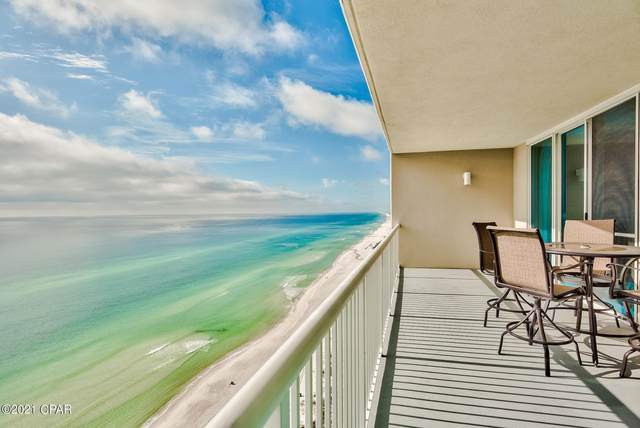 17281 Front Beach Road #1406, Panama City Beach, FL 32413 (MLS #706458) :: Scenic Sotheby's International Realty