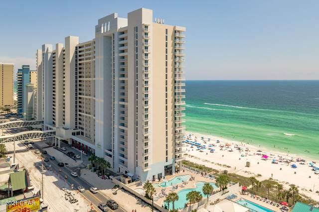 10901 Front Beach Road #509, Panama City Beach, FL 32407 (MLS #706482) :: Counts Real Estate Group, Inc.
