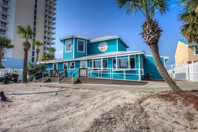 158 Gulf Highlands Boulevard, Panama City Beach, FL 32407 (MLS #706498) :: Counts Real Estate Group, Inc.