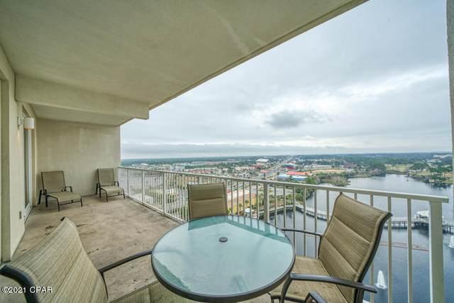 9902 S Thomas Drive #1330, Panama City Beach, FL 32408 (MLS #706505) :: Beachside Luxury Realty