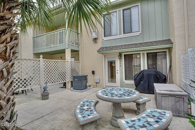 242 Robin Lane, Panama City Beach, FL 32407 (MLS #706508) :: Berkshire Hathaway HomeServices Beach Properties of Florida