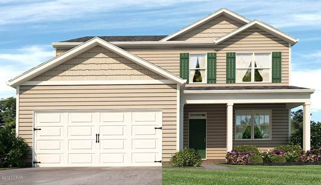 4805 Loblolly Way Lot 117, Panama City, FL 32404 (MLS #706510) :: Berkshire Hathaway HomeServices Beach Properties of Florida