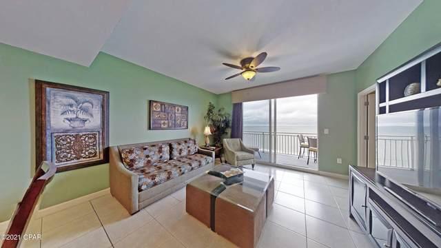 17729 Front Beach Road 1706E, Panama City Beach, FL 32413 (MLS #706511) :: Team Jadofsky of Keller Williams Realty Emerald Coast