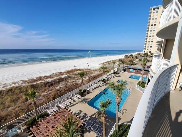 10625 Front Beach Road #405, Panama City Beach, FL 32407 (MLS #706522) :: Counts Real Estate Group, Inc.