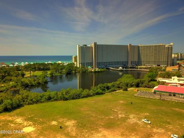 9902 S Thomas Drive #737, Panama City Beach, FL 32408 (MLS #706531) :: Team Jadofsky of Keller Williams Realty Emerald Coast