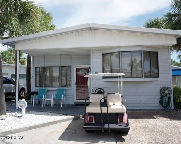 436 Snook Lane, Panama City Beach, FL 32408 (MLS #706532) :: Team Jadofsky of Keller Williams Realty Emerald Coast