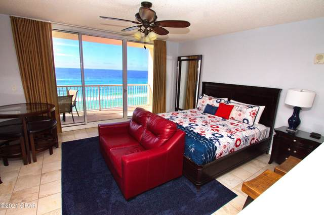 10901 Front Beach Road #808, Panama City Beach, FL 32407 (MLS #706544) :: Counts Real Estate Group, Inc.