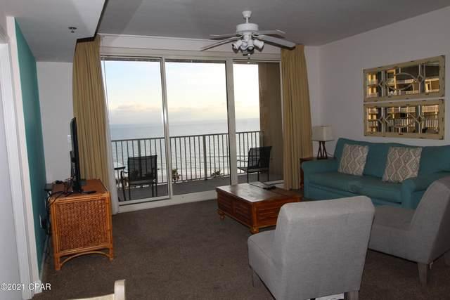 9900 S Thomas Drive #713, Panama City Beach, FL 32408 (MLS #706570) :: Beachside Luxury Realty
