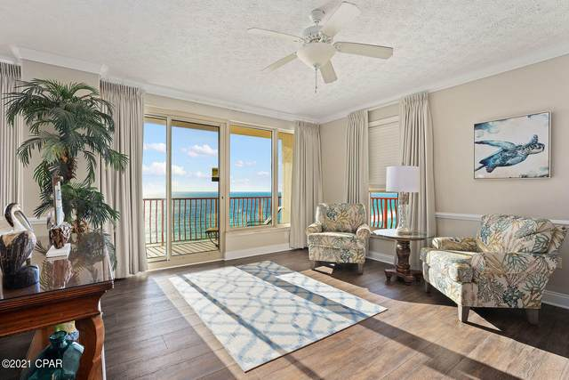 7115 Thomas Drive #1401, Panama City Beach, FL 32408 (MLS #706576) :: Scenic Sotheby's International Realty