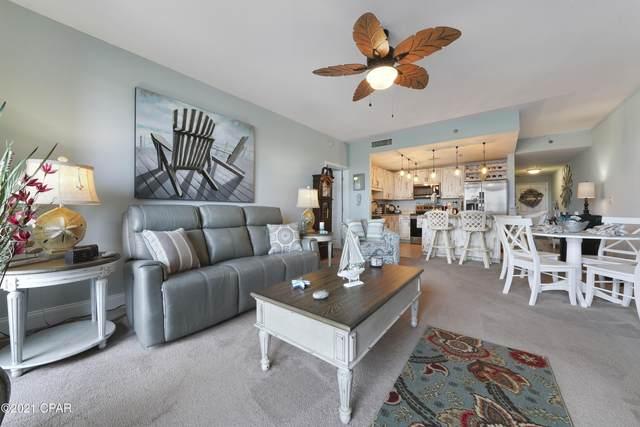 9860 S Thomas Drive #407, Panama City Beach, FL 32408 (MLS #706586) :: Team Jadofsky of Keller Williams Realty Emerald Coast