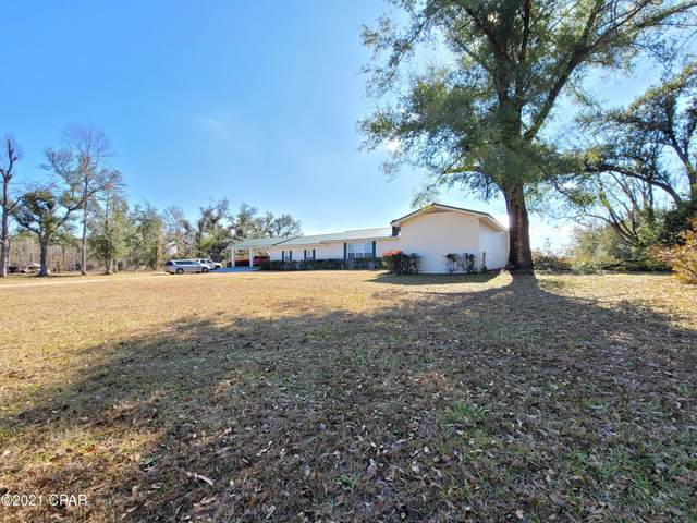 5075 Simsville Road, Marianna, FL 32448 (MLS #706603) :: Team Jadofsky of Keller Williams Realty Emerald Coast