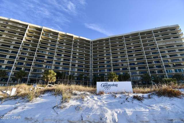 4715 Thomas Drive 606D, Panama City Beach, FL 32408 (MLS #706610) :: Corcoran Reverie