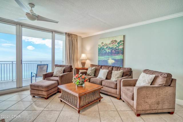 14701 Front Beach Road #1634, Panama City Beach, FL 32413 (MLS #706628) :: Berkshire Hathaway HomeServices Beach Properties of Florida