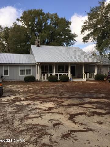 18721 NE Old Blue Creek Road, Hosford, FL 32334 (MLS #706630) :: Team Jadofsky of Keller Williams Realty Emerald Coast