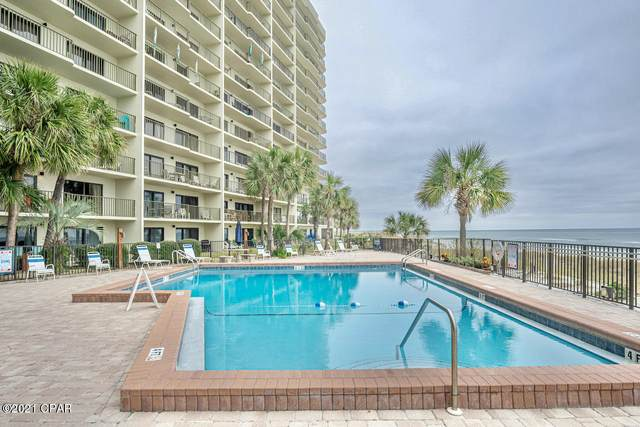 4715 Thomas Drive 1306D, Panama City Beach, FL 32408 (MLS #706647) :: Corcoran Reverie