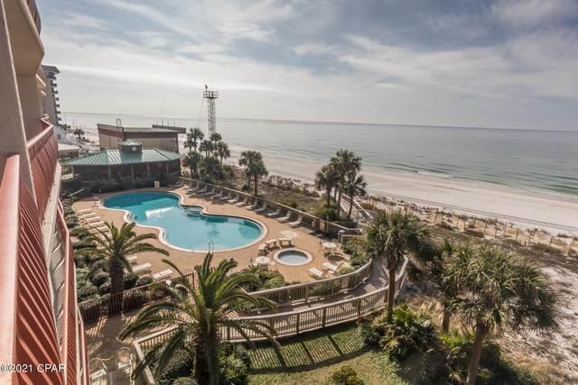 7115 Thomas Drive #402, Panama City Beach, FL 32408 (MLS #706652) :: Keller Williams Realty Emerald Coast