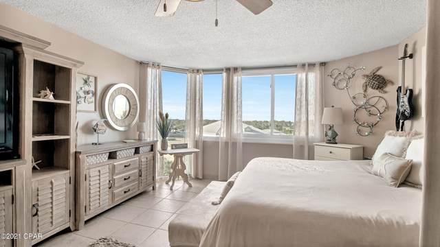 8817 Thomas Drive A602, Panama City Beach, FL 32408 (MLS #706654) :: Keller Williams Realty Emerald Coast
