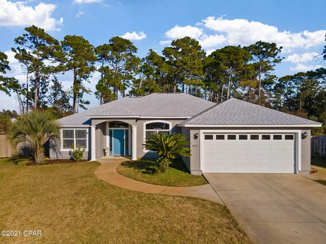413 Deep Forest Lane, Panama City Beach, FL 32408 (MLS #706664) :: Vacasa Real Estate