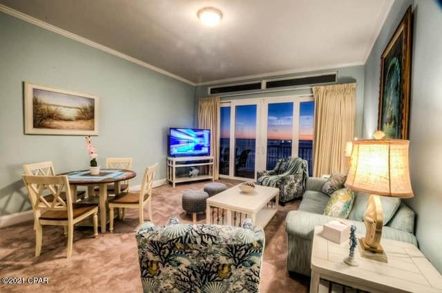 9860 S Thomas Drive #2109, Panama City Beach, FL 32408 (MLS #706676) :: Vacasa Real Estate