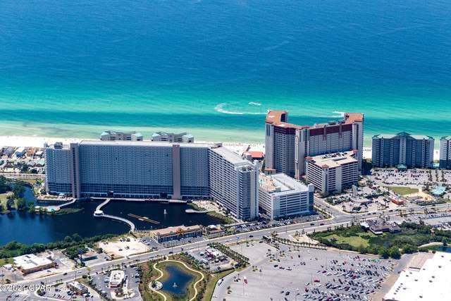 9860 S Thomas Drive #1809, Panama City Beach, FL 32408 (MLS #706677) :: Vacasa Real Estate