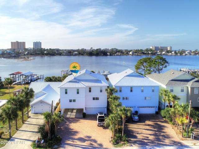 5813 N Lagoon Drive F, Panama City Beach, FL 32408 (MLS #706685) :: EXIT Sands Realty