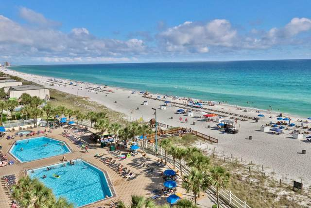 8743 S Thomas Drive #1509, Panama City Beach, FL 32408 (MLS #706697) :: Counts Real Estate Group, Inc.