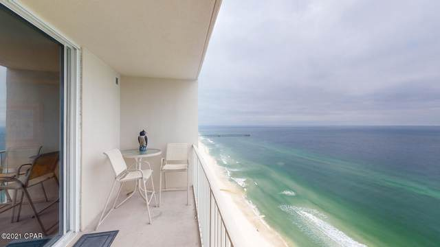 16819 Front Beach Road #2406, Panama City Beach, FL 32413 (MLS #706714) :: Beachside Luxury Realty