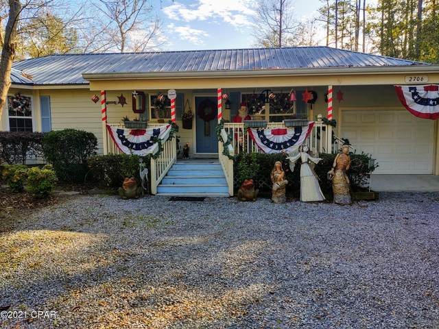 2706 Sherwood Drive, Bonifay, FL 32425 (MLS #706731) :: Team Jadofsky of Keller Williams Realty Emerald Coast
