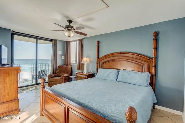 9850 S Thomas Drive 408W, Panama City Beach, FL 32408 (MLS #706738) :: The Ryan Group