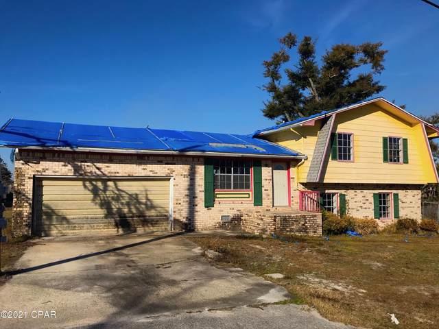 4923 N Lakewood Drive, Panama City, FL 32404 (MLS #706797) :: Anchor Realty Florida