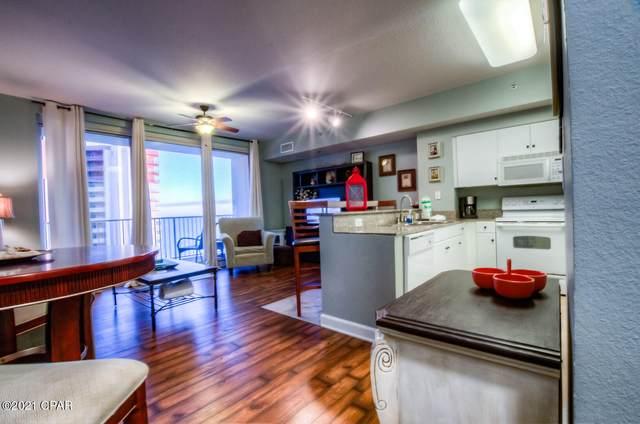 9900 S Thomas Drive #1709, Panama City Beach, FL 32408 (MLS #706803) :: Vacasa Real Estate