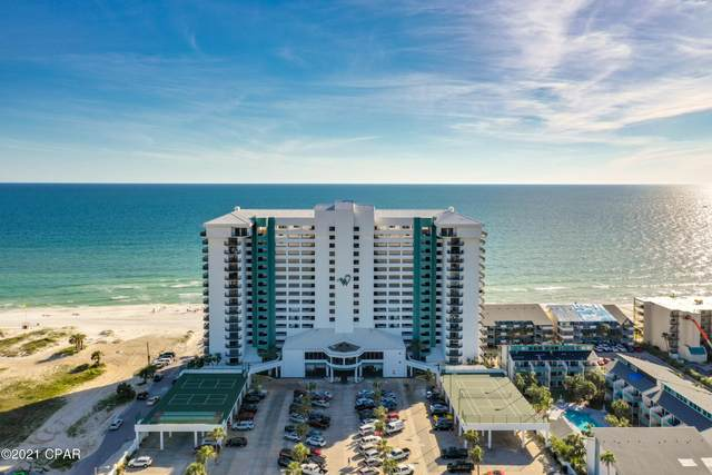 6201 Thomas Drive #1404, Panama City Beach, FL 32408 (MLS #706807) :: Team Jadofsky of Keller Williams Realty Emerald Coast