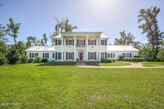 615 Morgan Avenue, Chattahoochee, FL 32324 (MLS #706811) :: Scenic Sotheby's International Realty