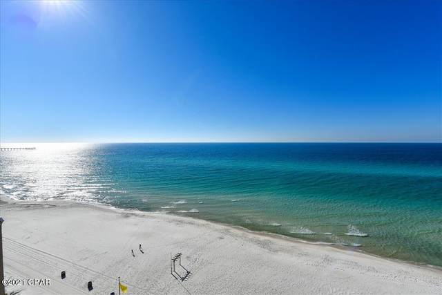 16819 Front Beach Road #905, Panama City Beach, FL 32413 (MLS #706830) :: Team Jadofsky of Keller Williams Realty Emerald Coast