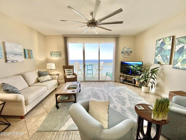 17757 Front Beach #603, Panama City Beach, FL 32413 (MLS #706841) :: Team Jadofsky of Keller Williams Realty Emerald Coast