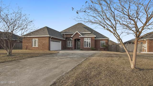108 Landings Drive, Lynn Haven, FL 32444 (MLS #706875) :: Counts Real Estate Group