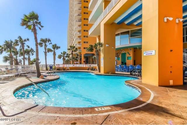 17739 Front Beach Road 2001W, Panama City Beach, FL 32413 (MLS #706923) :: Scenic Sotheby's International Realty