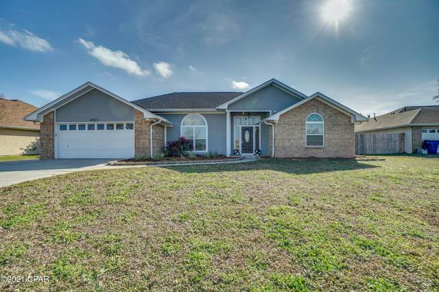 4021 Mary Louise Drive, Panama City, FL 32405 (MLS #706936) :: Counts Real Estate Group