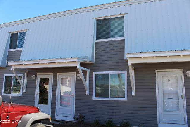 7904 Surf Drive #15, Panama City Beach, FL 32408 (MLS #706961) :: Counts Real Estate Group, Inc.